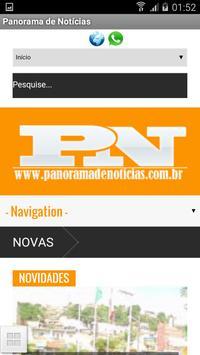 Panaroma de Notícias screenshot 2