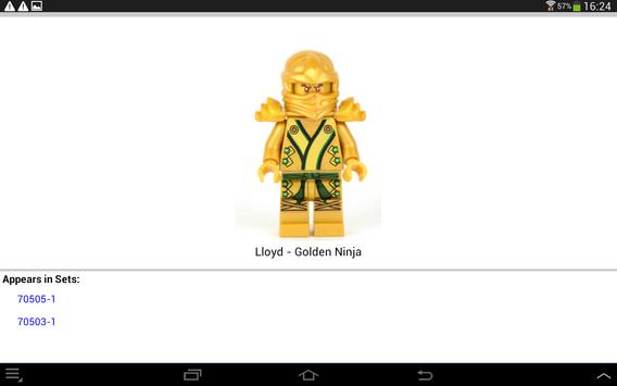 MeLikeyBricks: LEGO database apk screenshot