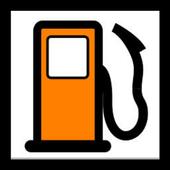 Gas Mileage Free icon