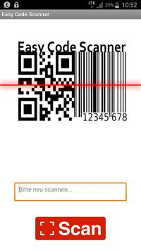 Easy Code Scanner poster