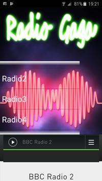 Radio GaGah screenshot 2
