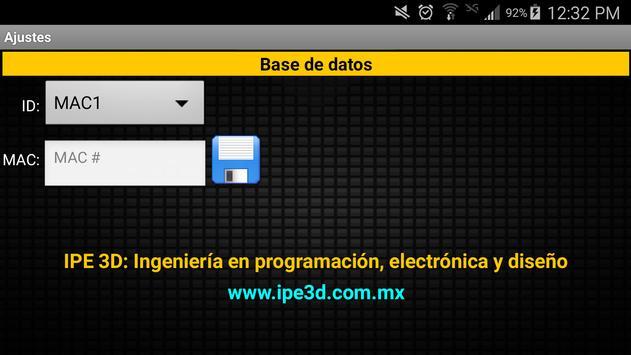 IPE 3D Serial apk screenshot