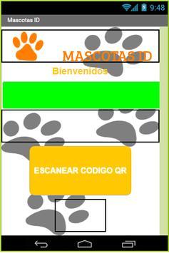 mascotasid apk screenshot