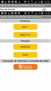 app AVEMC apk screenshot