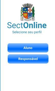SectOnline - Aluno e Família poster