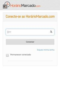 Horário Marcado apk screenshot