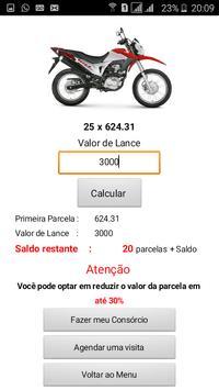 Paulo Honda Motorac screenshot 4