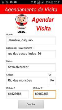 Paulo Honda Motorac screenshot 5