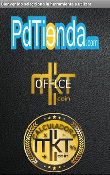 Calculadora MKTcoin poster