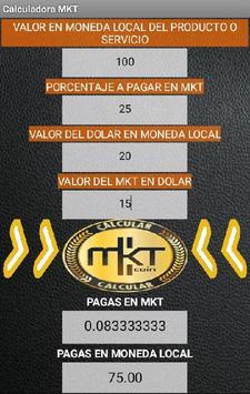 Calculadora MKTcoin screenshot 5