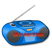 All In One Radio icon