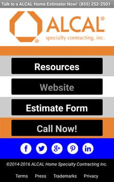 ALCALHome SpecialtyContracting apk screenshot