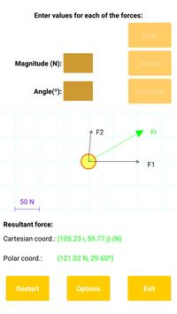 Resultant Force poster