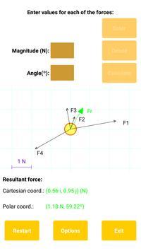 Resultant Force screenshot 1