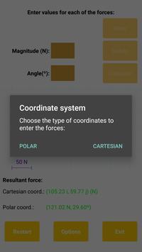 Resultant Force screenshot 2