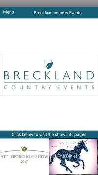 Breckland Country Events screenshot 1