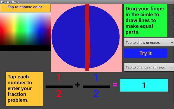 FractParts screenshot 4
