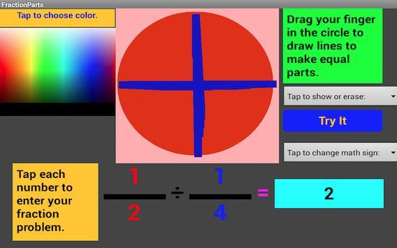 FractParts screenshot 6