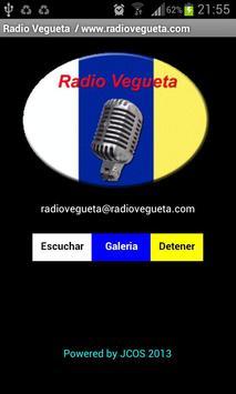 Radio Vegueta poster