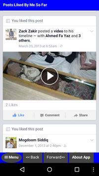 Liked Posts For FB screenshot 2