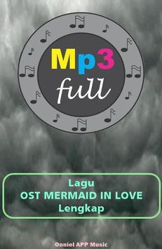 Lagu OST MERMAID IN LOVE screenshot 2