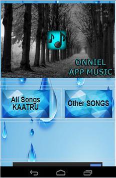 Songs KAATRU VELIYIDAI Movie apk screenshot
