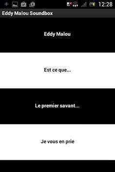 Eddy Malou Soundbox apk screenshot