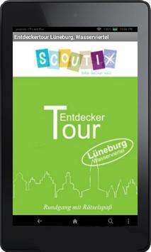 Lüneburg, Demo Entdeckertour poster