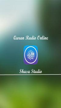 Quran Radio Online poster