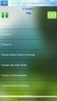 Quran Radio Online screenshot 3