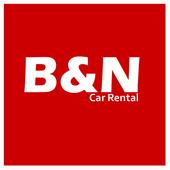 B&N Car Rental icon
