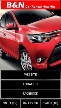 B&N Car Rental apk screenshot