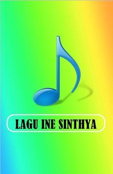 Lagu INE SINTHYA Lengkap poster