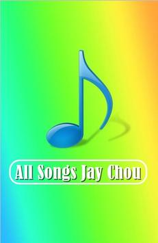 All Songs JAY CHOU poster