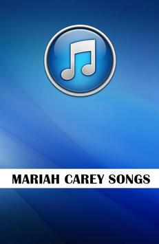 All Songs MARIAH CAREY poster