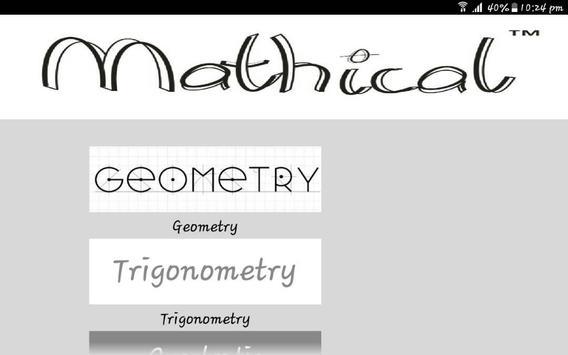 Mathical screenshot 6