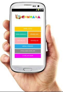 Gumbara poster