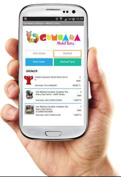 Gumbara screenshot 2