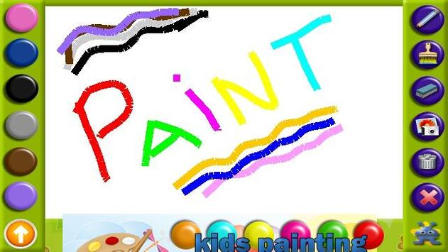 Kids Painting Free screenshot 7
