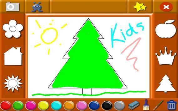 Coloring Games Preschool poster