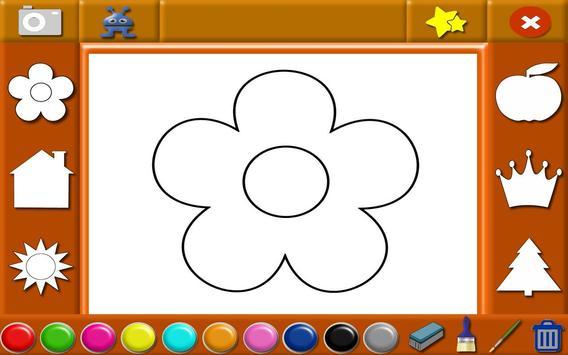 Coloring Games Preschool apk screenshot