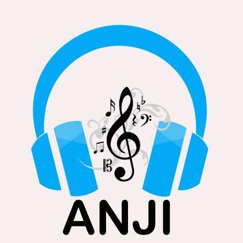 Lagu Anji Lengkap poster