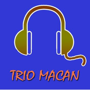TRIO MACAN Complete Songs poster