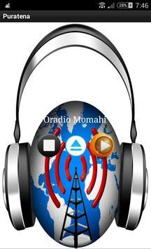 Oradio Momahi poster