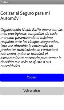 Organización Neldo Raffo apk screenshot