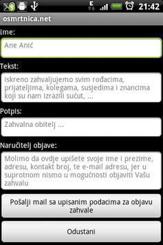 osmrtnica.net screenshot 2