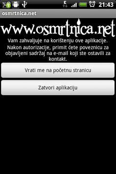 osmrtnica.net screenshot 3