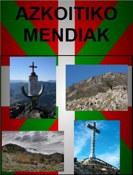 Azkoitiko Mendiak poster