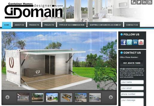 Container Homes apk screenshot