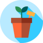 승희와 다연이의 Plant saver icon